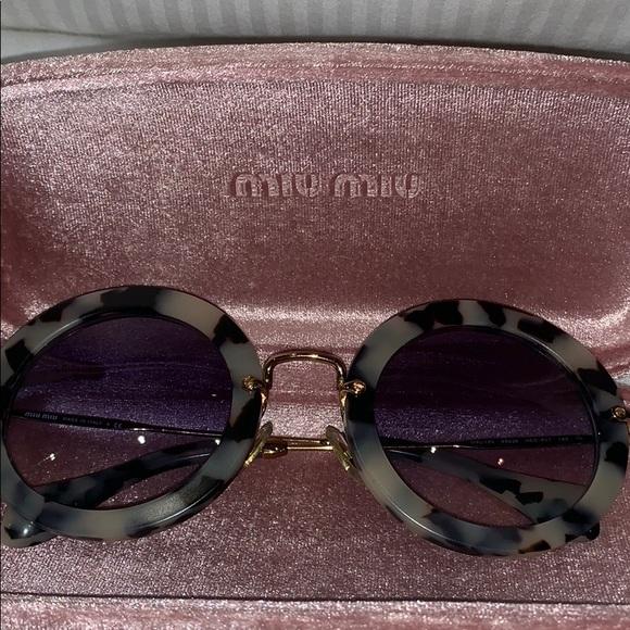 a02393fab44a Authentic Like new Miu Miu sunglasses. M 5bccc6b8c9bf50911a7e96c3. Other  Accessories ...